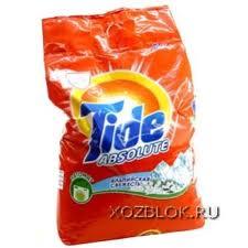 Порошок для автоматических стиральных машин «Tide» 6 кг