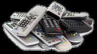 Пульты ДУ для TV универсальные