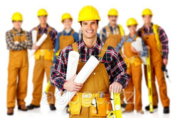 Пошив спецодежды для строителей оптом