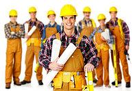Пошив спецодежды для строителей