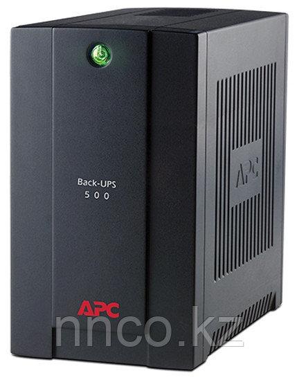 ИБП APC Back-UPS 650 ВА, резервный с розетками Schuko