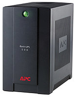 ИБП APC Back-UPS 500 ВА, резервный с розетками Schuko