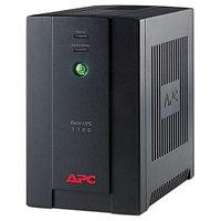 ИБП APC Back-UPS 1100 ВА, 230 В, авторегулировка напряжения, евророзетки, СНГ