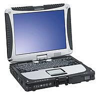 Защищенный ноутбук Panasonic CF-19mk8 TS Low temp Battery, w/o TPM, Win7 DG + GPS