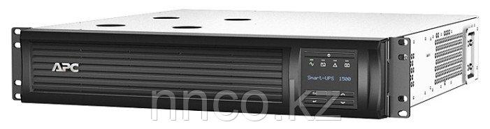 ИБП APC Smart-UPS C 1000 ВА 2U, стоечное исполнение, ЖК-экран, 230 В
