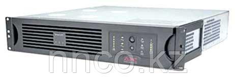 APC Smart-UPS 1000 ВА с ЖК-индикатором, стоечного исполнения высотой 2U, 230 В