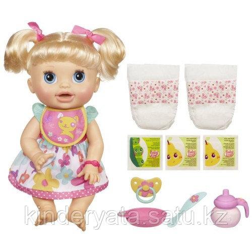 Кукла Baby Alive Малютка удивительная