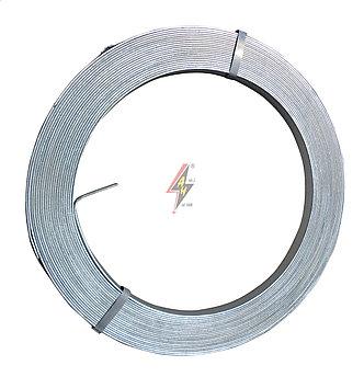 Полоса оцинкованная сталь, 30x4 mm
