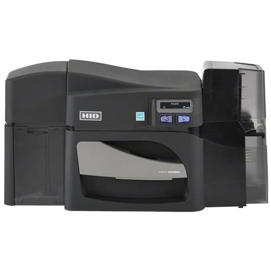 Принтер для печати пластиковых карт DTC 4500e SS