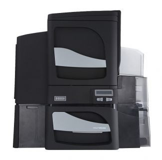 Принтер для печати пластиковых карт DTC4500e DS LAM2