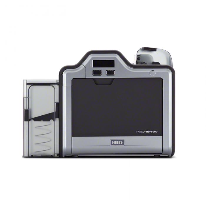 Принтер для печати пластиковых карт HDP5000 SS