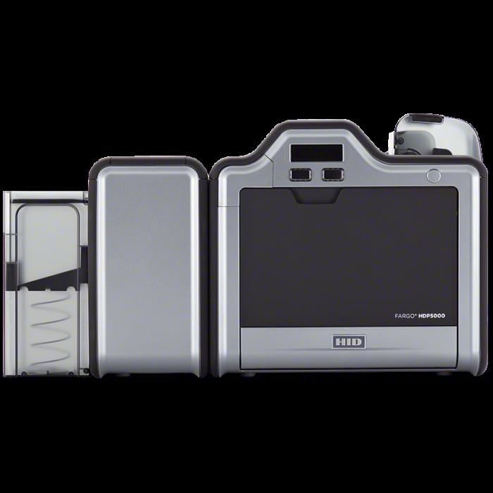 Принтер для печати пластиковых карт HDP5000  DS