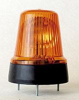 Маяк проблесковый оранжевый (12В), фото 1