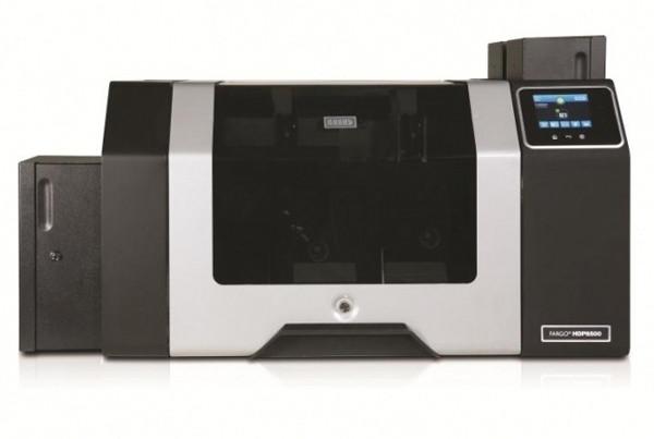 Принтер-кодировщик пластиковых карт HDP8500