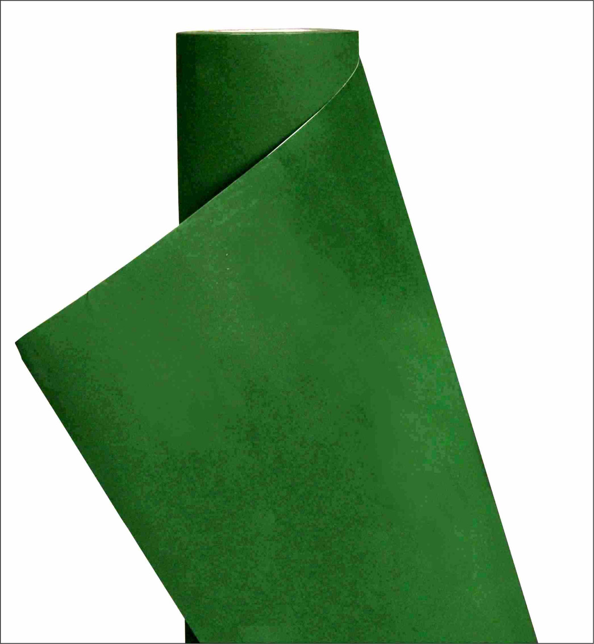 Пленка декор (вельвет зеленый) (1.35м х15м)