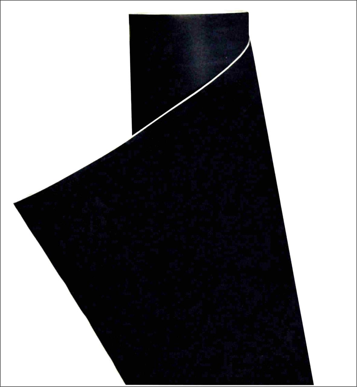 Пленка декор (вельвет черный) 1,35м