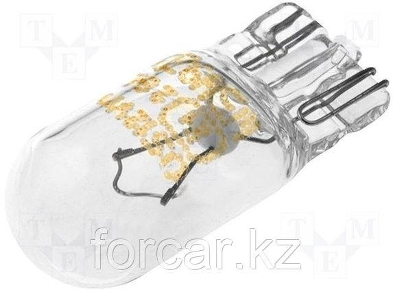 Лампа со стеклянным цоколем; ORIGINAL; W2,1x9,5d; W3W; 12В; 3Вт, фото 2
