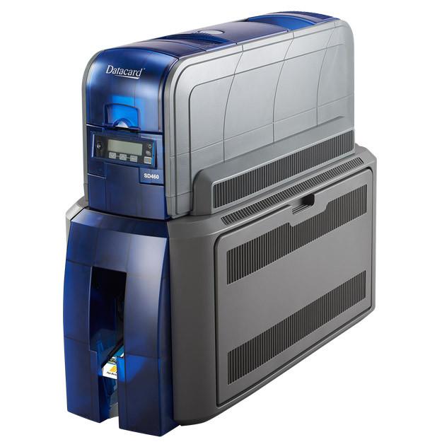 Принтер для печати пластиковых карт SD460