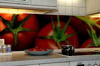 Стеклянные фартуки для кухни с фотопечатью
