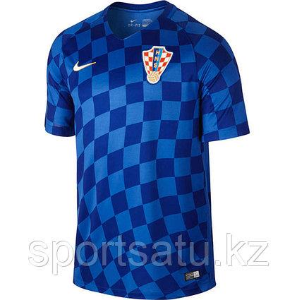 Сборная Хорватия футбольная форма 2016-17 гостевая