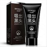 BioAqua — черная маска-пленка от черных точек. 60г, фото 2