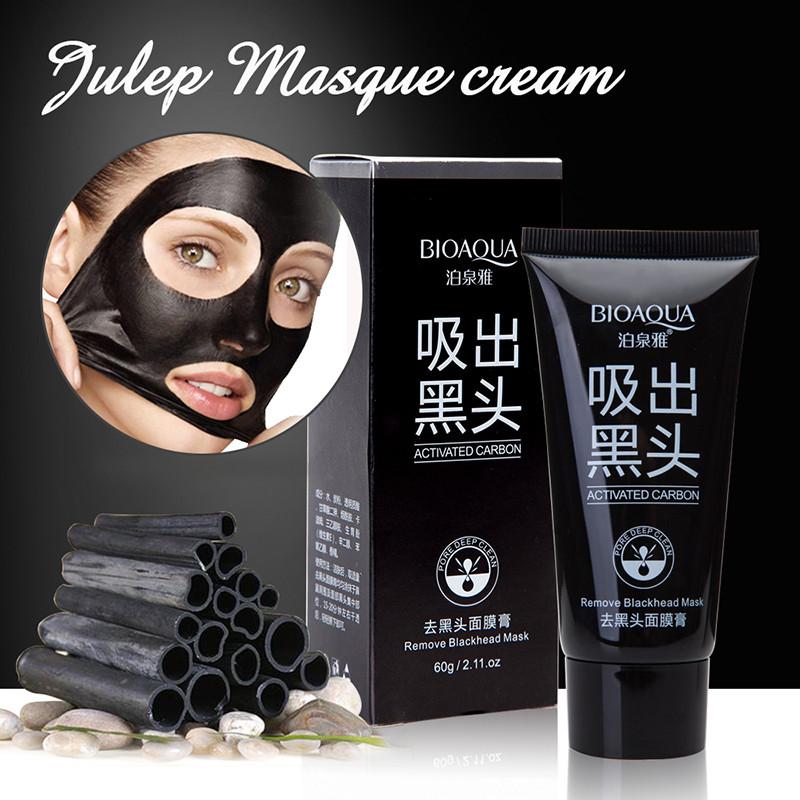 BioAqua — черная маска-пленка от черных точек. 60г