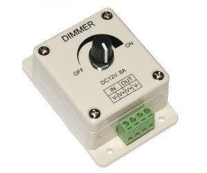 Диммеры и датчики движения для светодиодных модулей и светодиодных лент