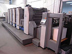 Ryobi 755P б/у 2006г - 5-ти красочная печатная машина, фото 2