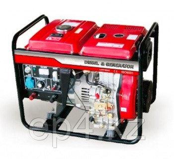 Дизельный генератор на 30 квт закрытый с АВР