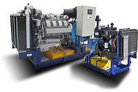 Передвижной дизельный генератор на 50 квт