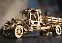 3D-пазл UGears Грузовик UGM-11