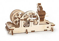 3D-пазл UGears Пневматический Двигатель (Engine)