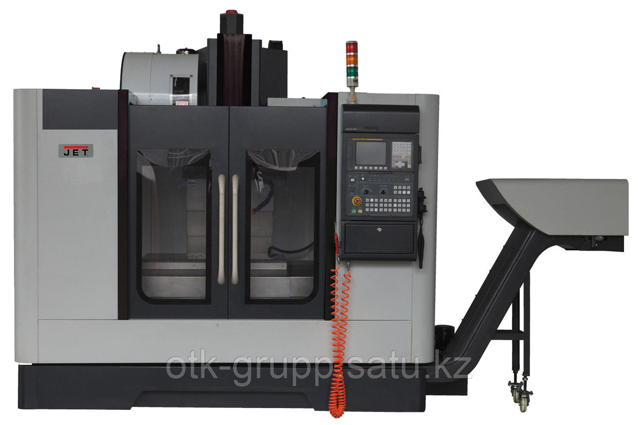 Фрезерный станок с ЧПУ JVM800L/LA/LH, JET