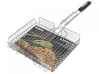 Решетка для гриля и барбекю с бортиками 25*30 Swissline BG-1 (001)