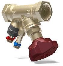 Ручные балансирвоочные клапаны STAD (без дренажа)