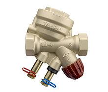 Автоматчиеские балансировочные клапаны TBV-CMP для пропорционального регулирования
