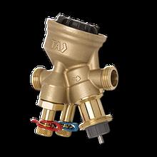Автоматический балансировочный клапан TA-Compact-P