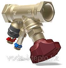 Балансировочный клапан STAD (без дренажа) ф15