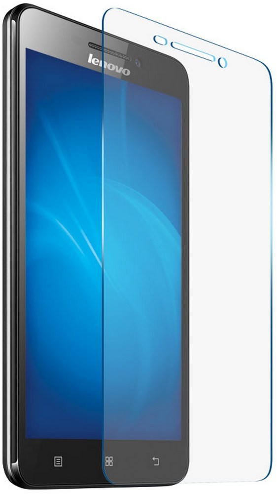 Противоударное защитное стекло Crystal на Lenovo A5000