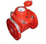 WPH-I, 90°C, DN 100, Qn 60, L 250 mm, с имп. (100L/Imp.)