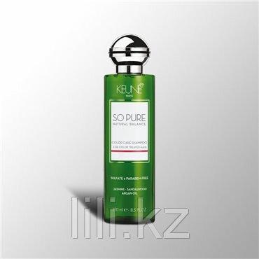 "Keune So Pure Color Care Shampoo - Шампунь ""Забота о цвете"" 250 мл."