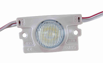 Светодиодные модули для торцевой подсветки с алюминиевым теплоотводом (IP67) 1,4W, (цвет - белый)