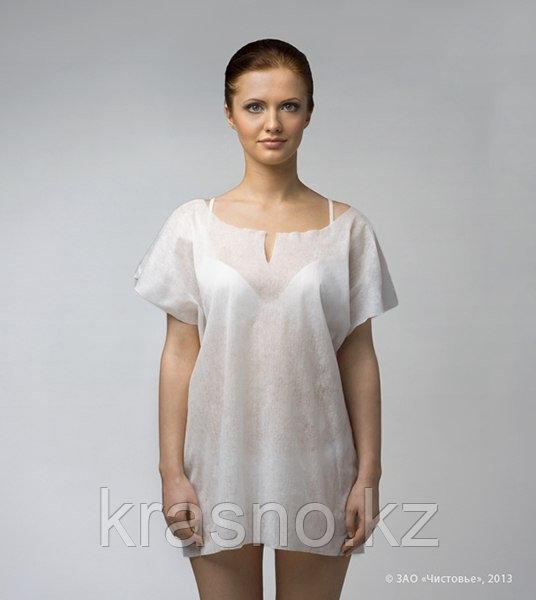 Рубашка 5шт с рукавами для прессотерапии XL - фото 1