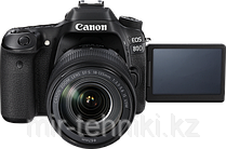 Фотоаппарат Canon EOS 80D kit 18-135 f/3.5-5.6 IS USM