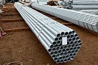 Производство оцинкованных труб ф159х4,0 ТУ 14-162-55-99