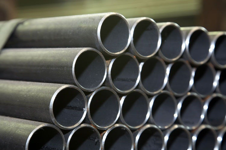 Трубы стальные электросварные производство 159