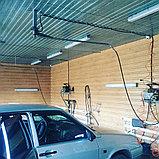 Консоль потолочная из нержавеющей стали WD 103, фото 2