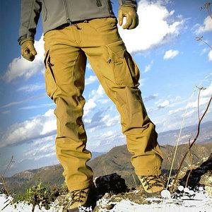 брюки и шорты туристические