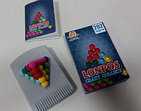 Настольная игра-головоломка Лонпос 202 задания, фото 1