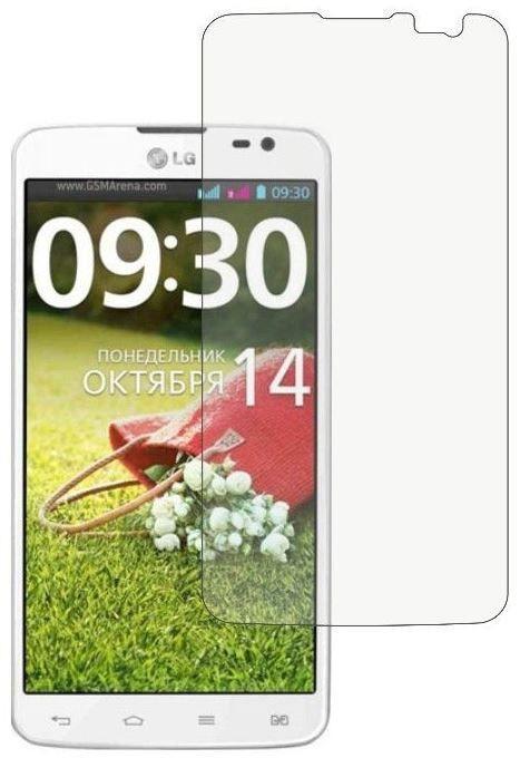 Противоударное защитное стекло Crystal на LG G Pro Lite D680/D686